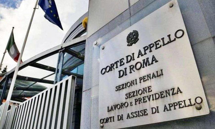 Corte di Appello Roma