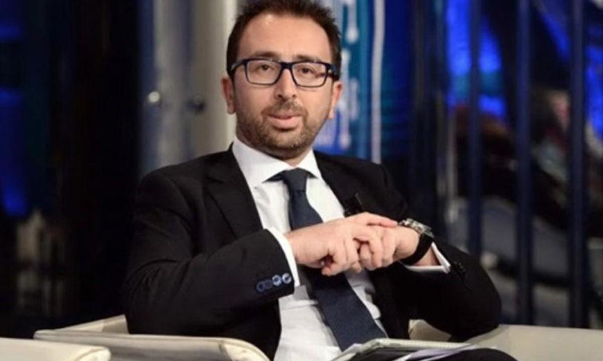 Ministro Alfonso Bonafede