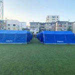 Campo tende albania