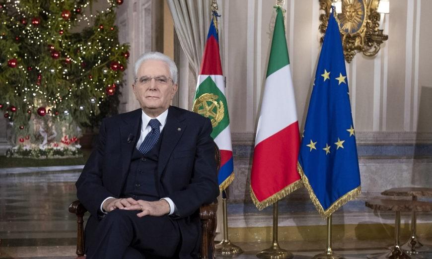 Sergio Mattarella Presidente della Repubblica Italiana
