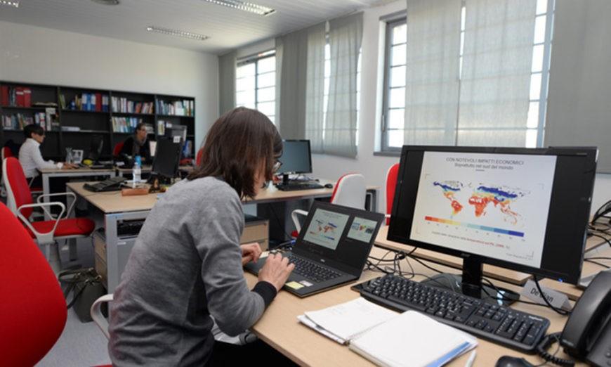 CMCC - Centro Euro Mediterraneo sui Cambiamenti Climatici, Marghera (VE) © Andrea Pattaro/Vision
