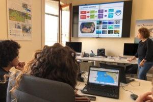 Il CMCC - Centro Euro Mediterraneo sui Cambiamenti Climatici di Lecce, sede del supercalcolatore