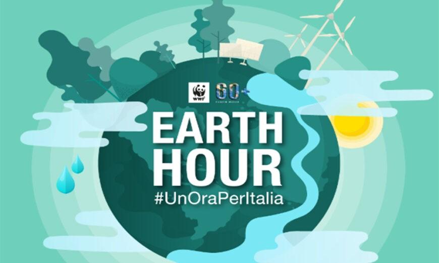 earth hour - unoraperitalia