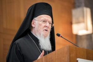 Bartolomeo I Patriarca di Costantinopoli