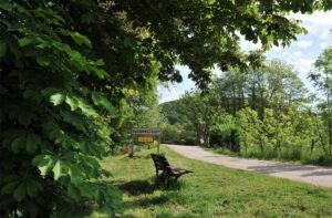 Suzannecourt, l'area protetta