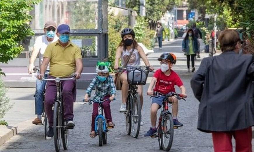 la bicicletta stile di vita